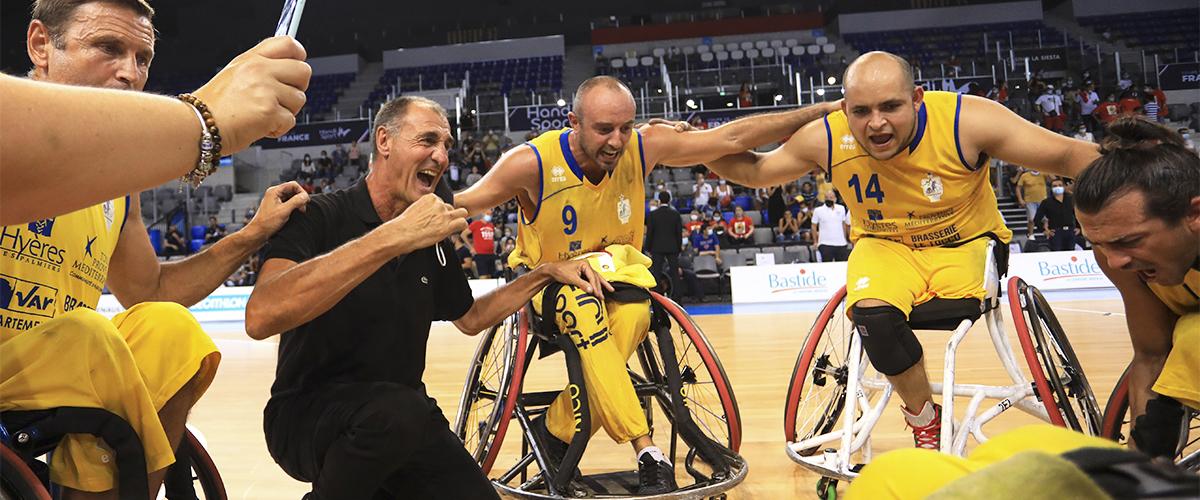 Sports collectifs, le partage élément moteur